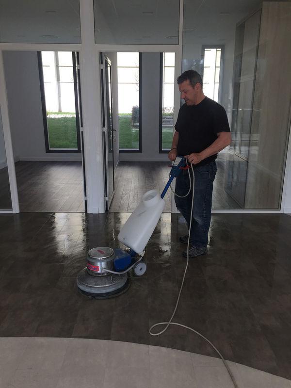 Nettoyage avant emménagement à Voiron