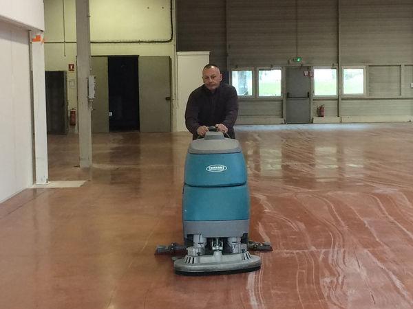 Nettoyage d'usine à Grenoble