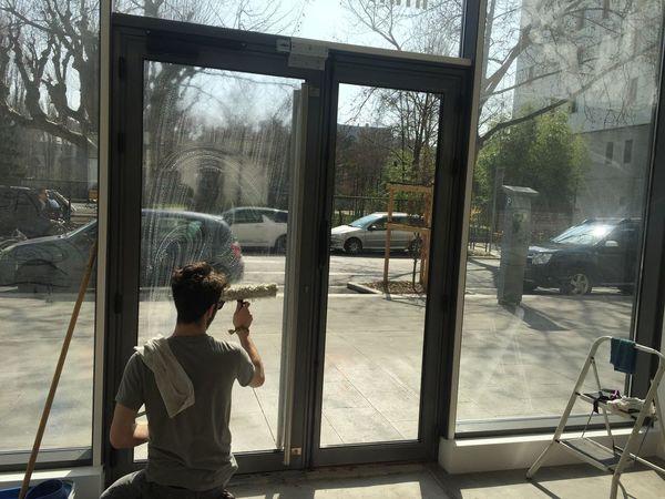Lavage de vitres professionnels à Grenoble